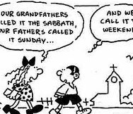 Sabbath Lesson One