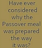 Passover: Lesson Five