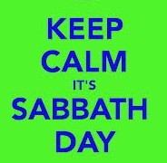 Sabbath: Lesson Three