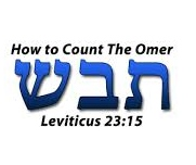 Counting The Omer: Lesson One