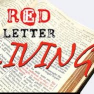Red Letter Words of Jesus: Lesson Two